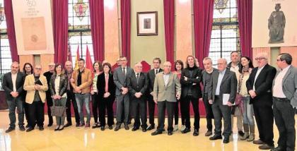 Recepción Concello de Murcia